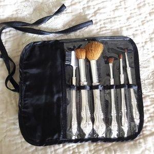 Plete Makeup Brush Set And Their Uses Makeup Vidalondon